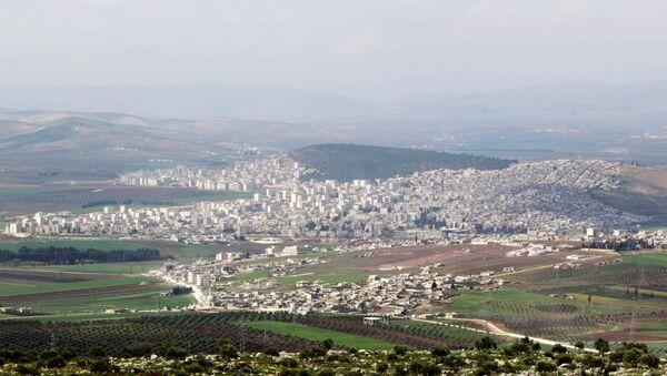 Afrin- Suriye - Sputnik Türkiye