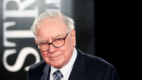 Warren Buffet - Sputnik Türkiye