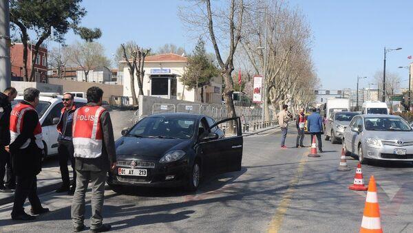 İstanbul'da polis operasyonu - Sputnik Türkiye