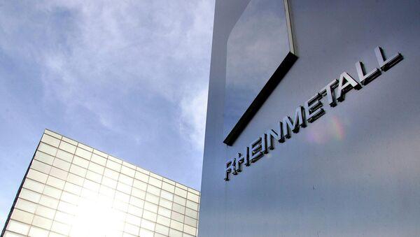 Rheinmetall-Zentrale in Duesseldorf - Sputnik Türkiye
