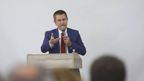 Başbakan Yardımcısı Nurettin Canikli - Sputnik Türkiye