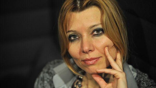 Elif Şafak - Sputnik Türkiye