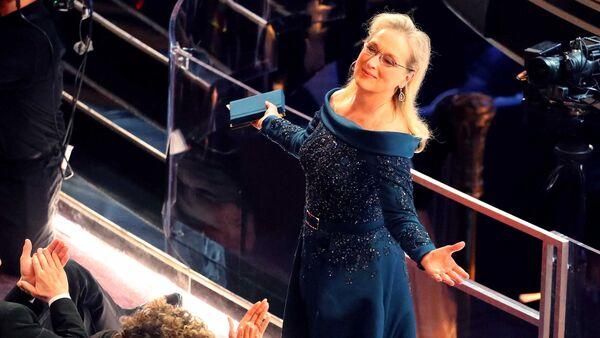 Oyuncu Meryl Streep - Sputnik Türkiye