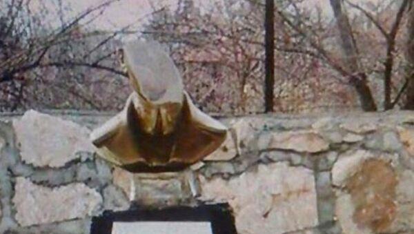 Divriği'de Atatürk büstüne saldırı - Sputnik Türkiye