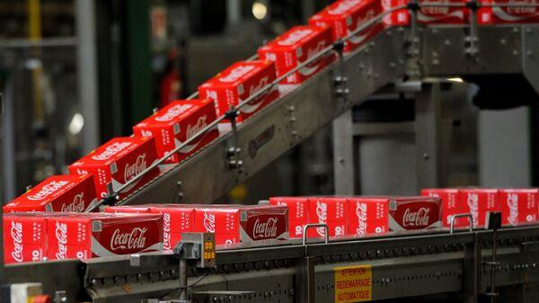 Coca Cola - Sputnik Türkiye