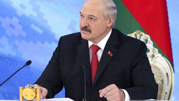 Belarus Devlet Başkanı Aleksandr Lukaşenko - Sputnik Türkiye