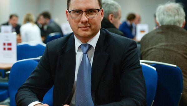 Aleksey Gruzdev - Sputnik Türkiye