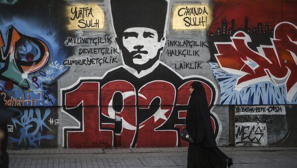 Mustafa Kemal Atatürk / Laiklik - Sputnik Türkiye
