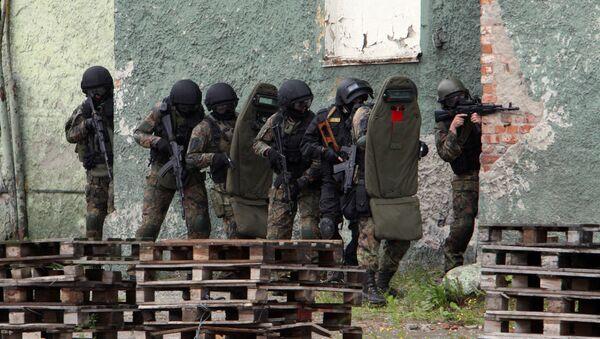 Rusya Federal Güvenlik Servisi (FSB) operasyonu - Sputnik Türkiye