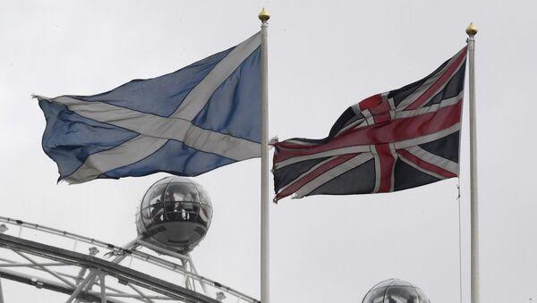 İngiltere - İskoçya - Sputnik Türkiye