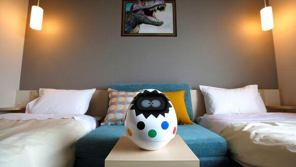 Otel odası - Sputnik Türkiye