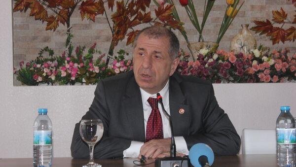 Gaziantep bağımsız milletvekili Ümit Özdağ - Sputnik Türkiye