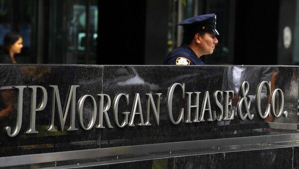 JP Morgan Chase an co. - Sputnik Türkiye