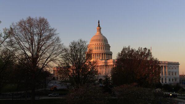 ABD Kongresi / Kongre binası - Sputnik Türkiye