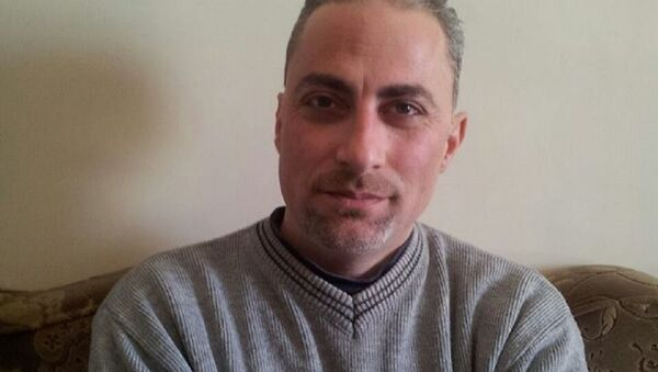 Demokratik Suriye Meclisi Yöneticisi Rezan Hiddo - Sputnik Türkiye