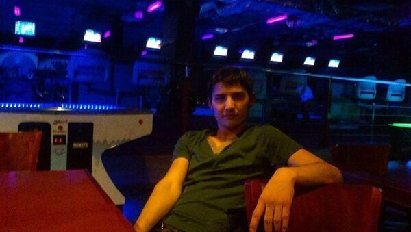 Ekbercan Celilov - Sputnik Türkiye