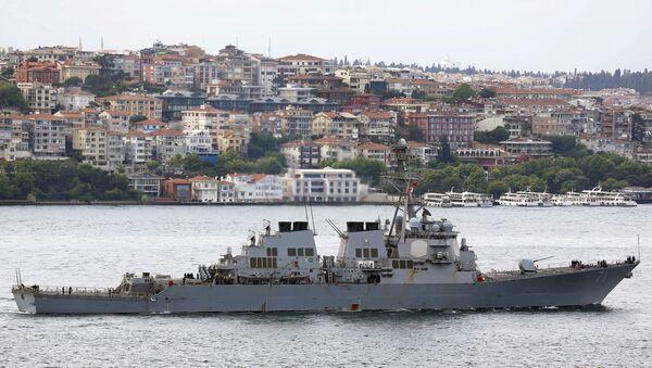 ABD gemisi - Sputnik Türkiye