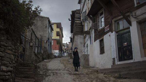 İstanbul'da Suriyeli sığınmacılar - Sputnik Türkiye