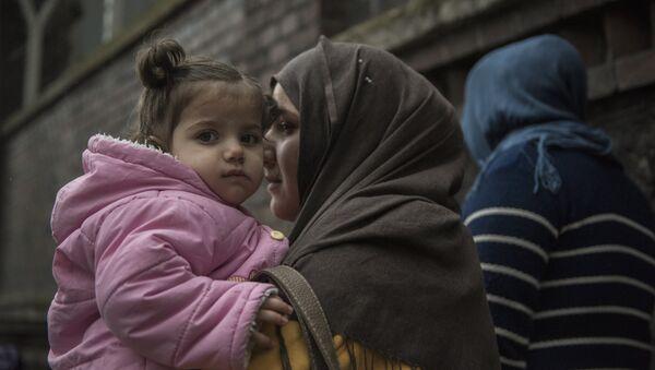 Suriyeli sığınmacılar - Sputnik Türkiye