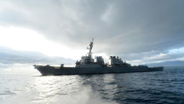 USS Ross - Sputnik Türkiye