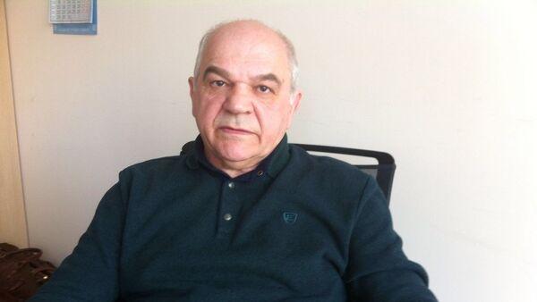 Rusya'nın ünlü Türkologlarından Prof. Dr. Aleksandr Kolesnikov - Sputnik Türkiye