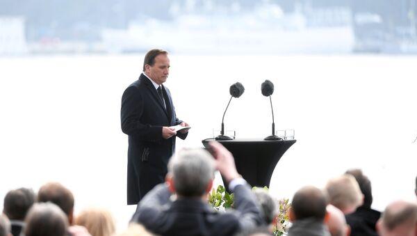 İsveç Başbakanı Stefan Löfven - Sputnik Türkiye