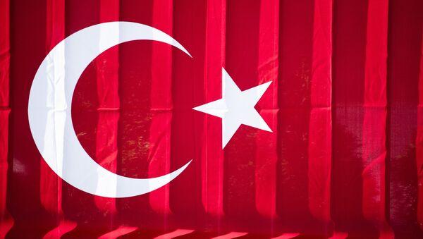 Türk bayrağı / Türkiye'nin Berlin Büyükelçiliği - Sputnik Türkiye