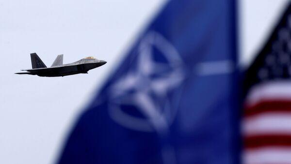 ABD / NATO / F-22 - Sputnik Türkiye