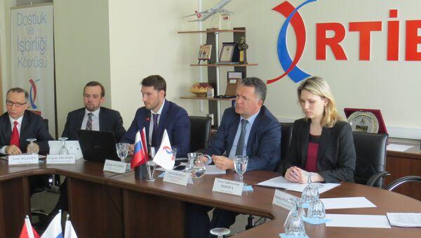 Rus-Türk İşadamları Birliği (RTİB) - Sputnik Türkiye