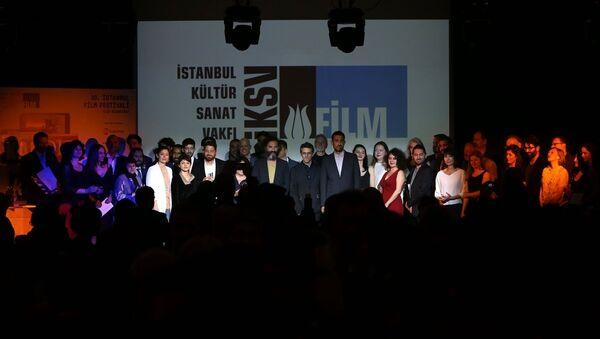 36. İstanbul Film Festivali Ödül Töreni - Sputnik Türkiye