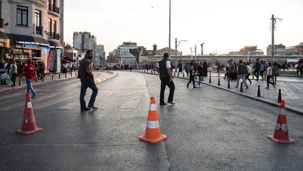 Taksim- Referandum - Sputnik Türkiye