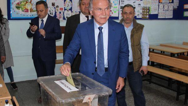 AK Parti Karabük milletvekili Mehmet Ali Şahin - Sputnik Türkiye