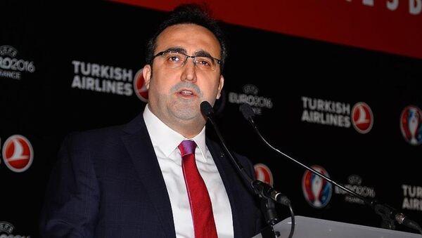 İlker Aycı - Sputnik Türkiye