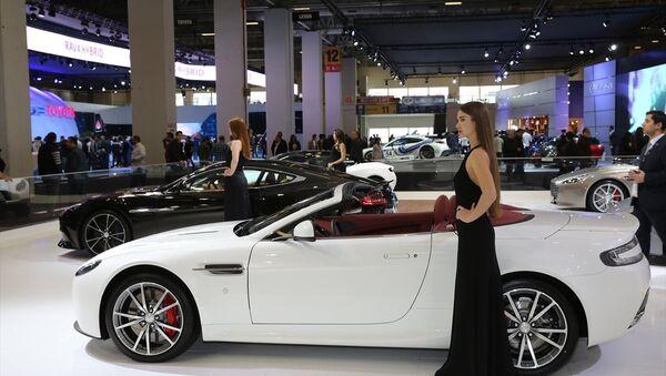 Son model otomobiller İstanbul Autoshow'da - Sputnik Türkiye