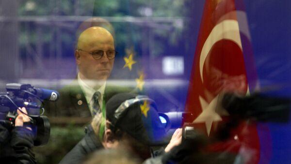 Avrupa Birliği - Türkiye - Sputnik Türkiye