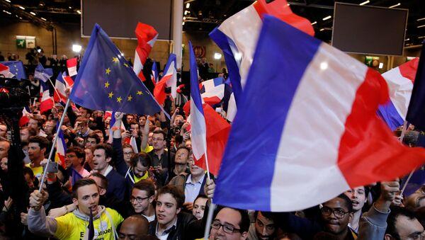 Fransız seçimleri Batı basınında - Sputnik Türkiye