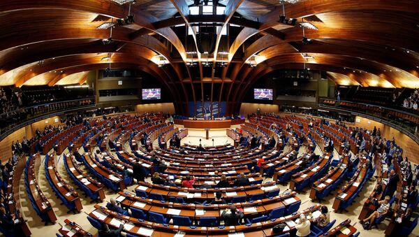Avrupa Konseyi Parlamenterler Meclisi / AKPM - Sputnik Türkiye