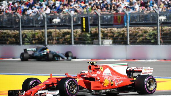 Formula 1'de sezonun 4. ayağı Rusya Grand Prix'si - Sputnik Türkiye