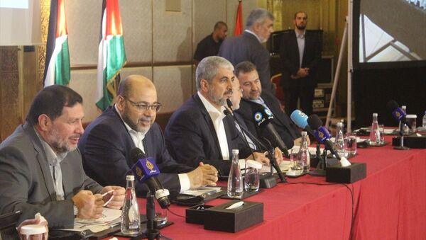 Hamas siyasi büro şefi Halid Meşal - Sputnik Türkiye