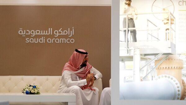 Suudi Arabistan milli petrol şirketi Aramco - Sputnik Türkiye