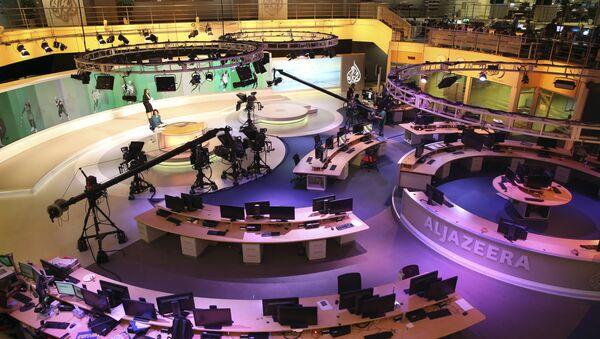 Al Jazeera - Sputnik Türkiye