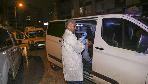 Adana'da bir apartman dairesinde 6 ceset bulundu - Sputnik Türkiye
