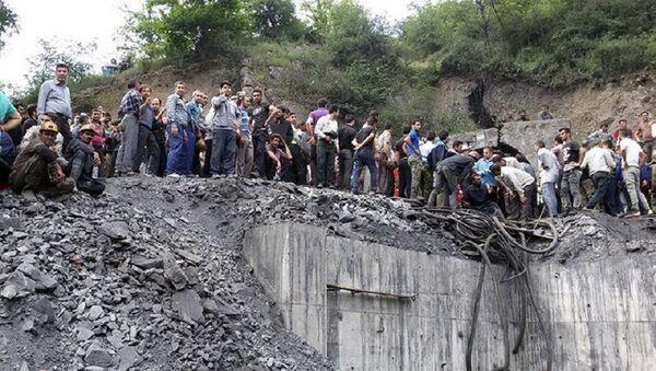 İran'da kömür ocağında patlama meydana geldi - Sputnik Türkiye