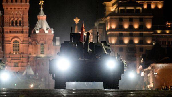 T-14 Armata tankı. - Sputnik Türkiye