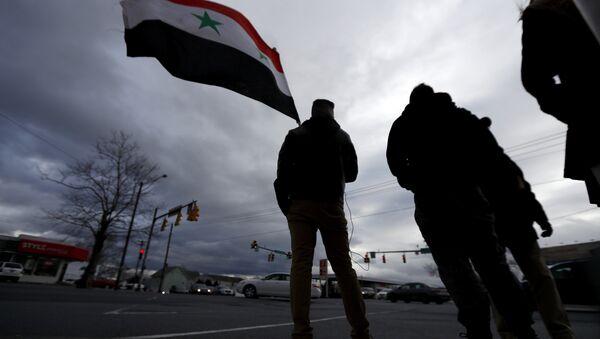 Suriye Bayrağı - Sputnik Türkiye