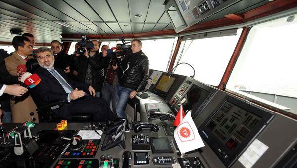 Gemi, 2013'te hizmete girmişti - Sputnik Türkiye