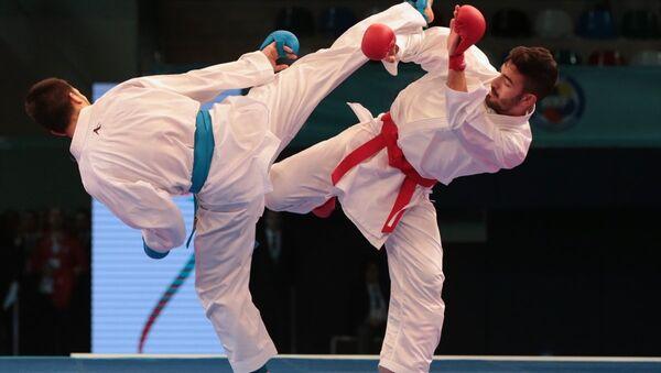 Karate Avrupa Şampiyonluğu - Sputnik Türkiye