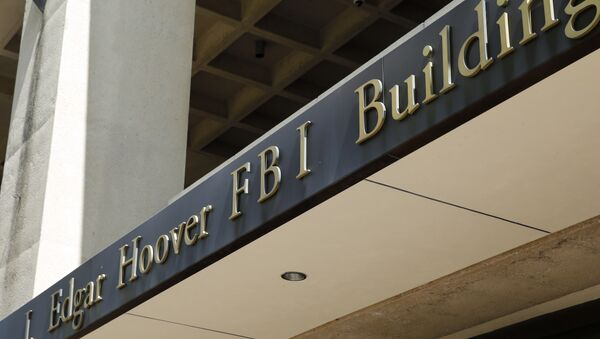 The FBI headquarters building in Washington, DC. - Sputnik Türkiye