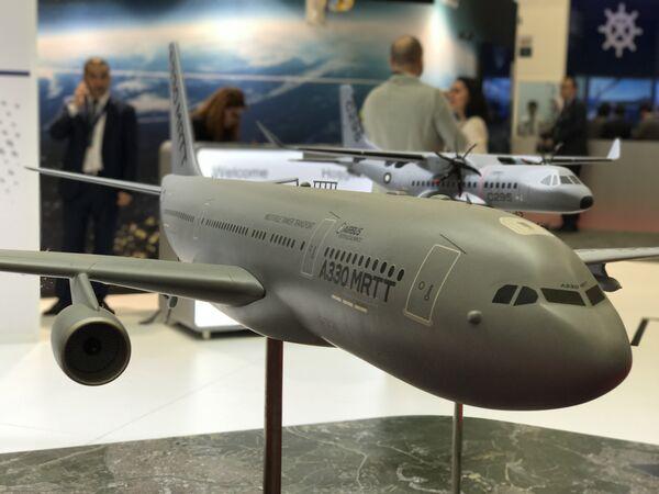 13. Uluslararası Savunma Sanayi Fuarı (IDEF) - Sputnik Türkiye