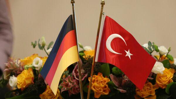 Türkiye ve Almanya - Sputnik Türkiye